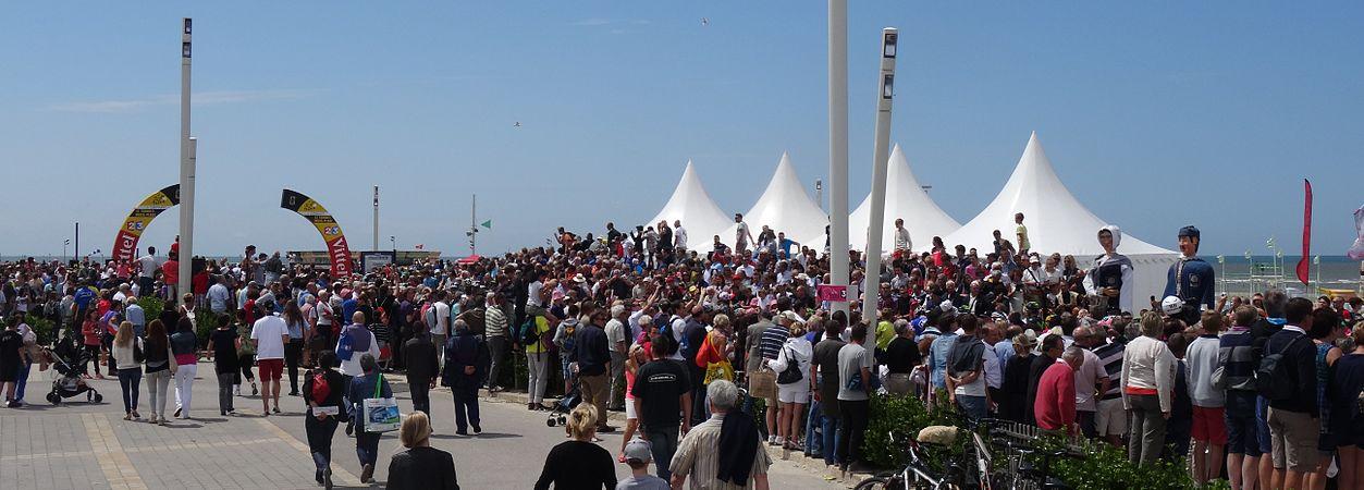 Le Touquet-Paris-Plage - Tour de France, étape 4, 8 juillet 2014, départ (C24).JPG