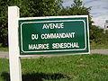 Le Touquet-Paris-Plage - avenue du Commandant maurice Sénéschal.JPG