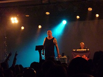 Leæther Strip - Leather Strip live 2011