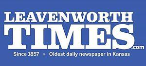 Leavenworth Times - Image: Leavenworth Times logo