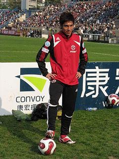 Lee Chi Ho Hong Kong footballer
