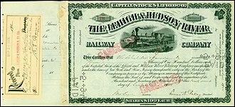 Lehigh and Hudson River Railway - Image: Lehigh & Hudson River RW 1904