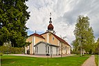 Leksands kyrka May 2018 05.jpg