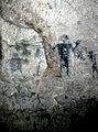 Lelepa (Vanuatu) expedition 17, Cave drawings in Fele's Cave, 24 Nov. 2006 - Flickr - PhillipC.jpg