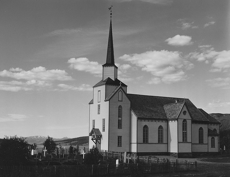 Lenvik Church
