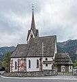 Lesachtal Liesing Pfarrkirche hl. Nikolaus N-Ansicht 06102018 4885.jpg