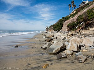 Leucadia, Encinitas, California - Beacon's Beach