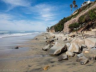 Leucadia, Encinitas, California Neighborhood of Encinitas in San Diego, California, United States