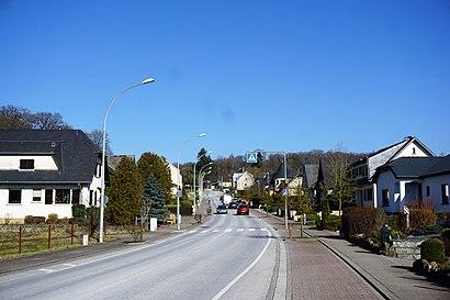 Como chegar a Leudelange-Gare através de transportes públicos - Acerca do local