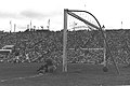 Lev Yashin, fails to stop a goal during the soccer match agains Israel, 1958 D448-092.jpg