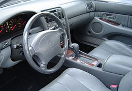 Lexus GS 300 JZS147 forward cabin.jpg