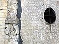 Lignières-Châtelain cadran solaire (église) 1.jpg