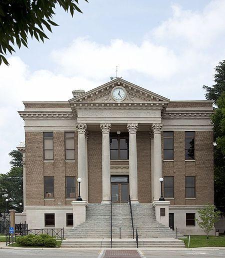 Limestone County Courthouse, Athens, Alabama 01.jpg