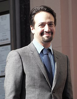 Lin-Manuel Miranda American actor, songwriter and playwright