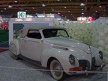 Lincoln Zephyr Wikipedia