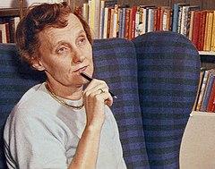 Astrid Lindgren, omkring 1960.