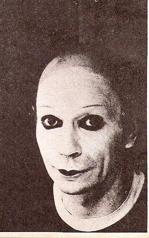 Lindsay Kemp - Kemp in 1979