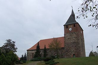 Linthe - Village church