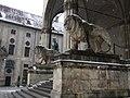 Lion Statues at Feldherrnhalle (Field Marshal's Hall) - geo.hlipp.de - 15924.jpg