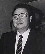 国务院总理李鹏