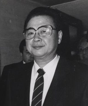 Premier of the People's Republic of China - Image: Lipeng