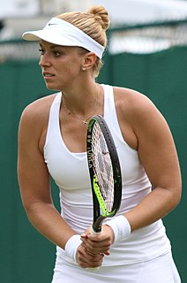 Sabine Lisicki German tennis player