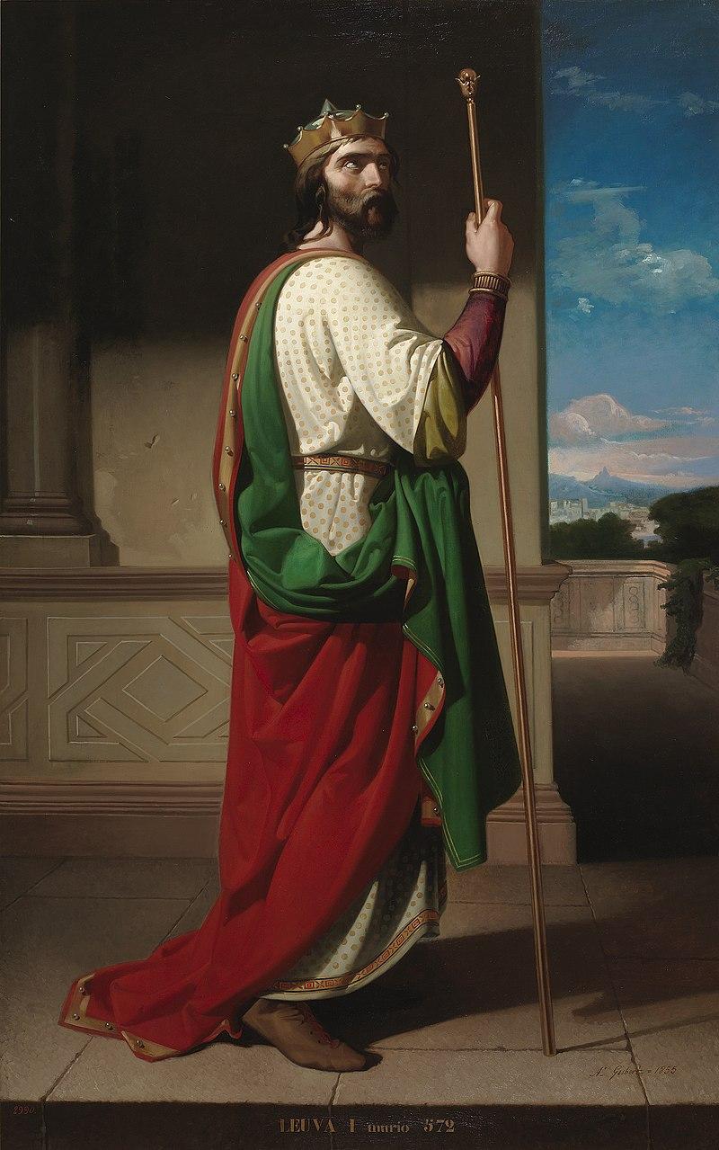 Liuva I, rey de los visigodos (Museo del Prado).jpg