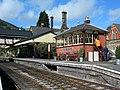 Llangollen Station signalbox - geograph.org.uk - 827430.jpg
