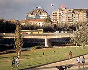 Il fiume Segre