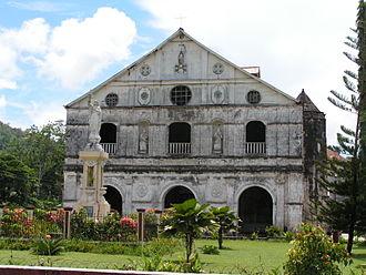 Loboc, Bohol - Image: Lobocchurch