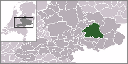 Location of Bronckhorst
