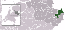 Location of Dinkelland