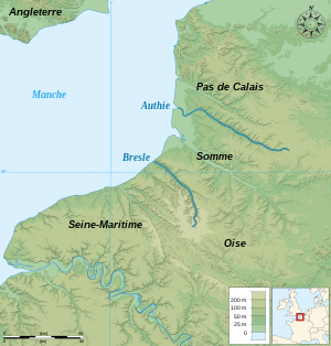 Location Authie and Bresle River-fr.svg