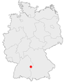 Location of Heidenheim an der Brenz.png