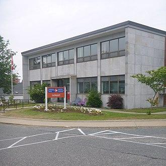 Lockeport - Lockport post office
