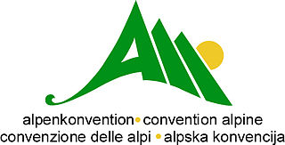 The Alpine Convention is an international territorial treaty for the sustainable development of the Alps. The objective of the treaty is to protect the natural environment of the Alps while promoting its development.