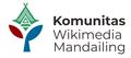 Logo Komunitas Wikimedia Mandailing.png