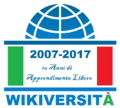 Logo Pagina Facebook Decennale Wikiversità.png