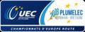 Logo des Championnats d'Europe de cyclisme sur route 2016.png