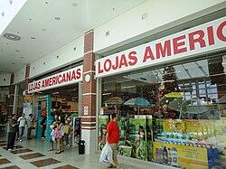 708ec4b4f395 Lojas Americanas – Wikipédia, a enciclopédia livre