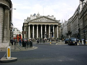 William Tite - Image: London Royal Exchange