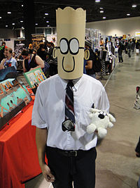 Long Beach Comic & Horror Con 2011 - Dilbert (6301706992).jpg