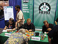 Long Beach Comic & Horror Con 2011 - comic creator signing at the Hero Initiative booth (6301169271).jpg