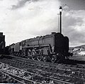 Long past, long gone, 'Anzac' at Llandudno Junction, 1965 - panoramio.jpg