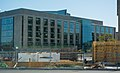 Looking SW at ONeill HOB - construction site - American Veterans Disabled for Life Memorial - 2014-04-16.jpg