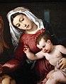 Lorenzo lotto, madonna col bambino tra i ss. giovanni battista e zaccaria, 1546, 04.JPG