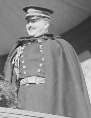 Lorillard S. Spencer - Spencer circa 1918