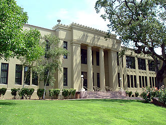 W. H. Weeks - Los Gatos High School, designed by Weeks, was dedicated on January 17, 1925.