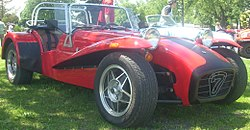 Lotus Seven (North America)
