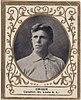 Lou Criger, St. Louis Browns, baseball card portrait LCCN2007683794.jpg